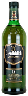 Glenfiddich Scotch Single Malt 12 Year Old 1.75l